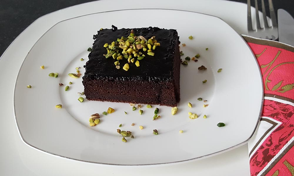 pastane ıslak kek