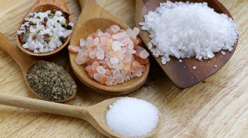 Evde İşlerinizi Kolaylaştıran Tuz Kullanımı