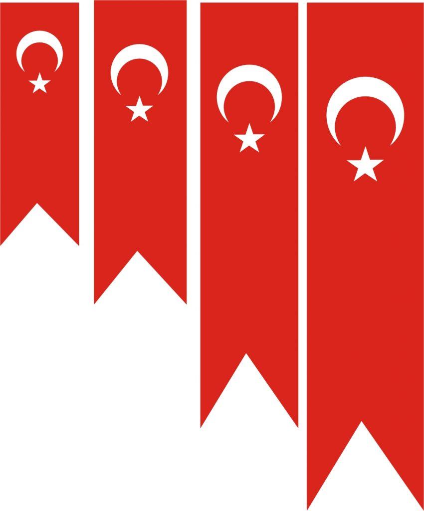 Türk bayrağı flama