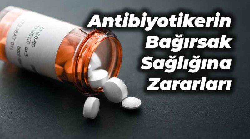 Antibiyotikerin Bağırsak