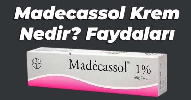 Madecassol Merhem Nedir? Ne Kremi? Madecasol Fiyatı