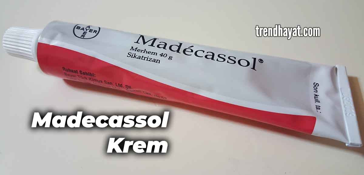 madecassol