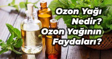 ozon yağı
