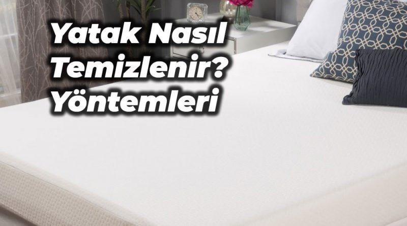 yatak temizliği