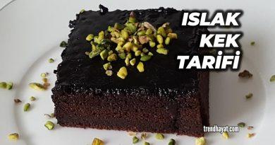 ıslak kek tarifi