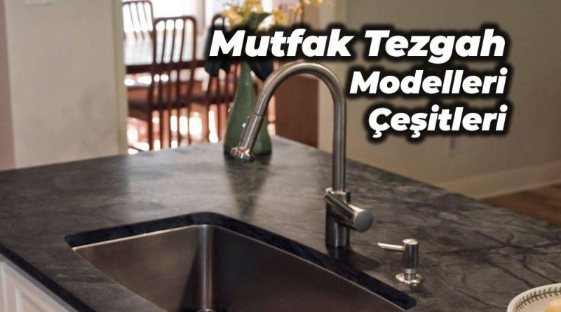 Mutfak Tezgah Modelleri Çeşitleri Granit Çimstone Tezgahlar