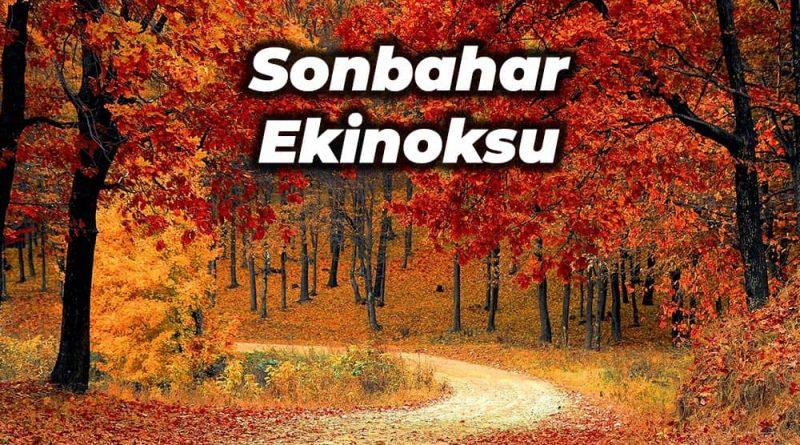 sonbahar ekinoksu 2019