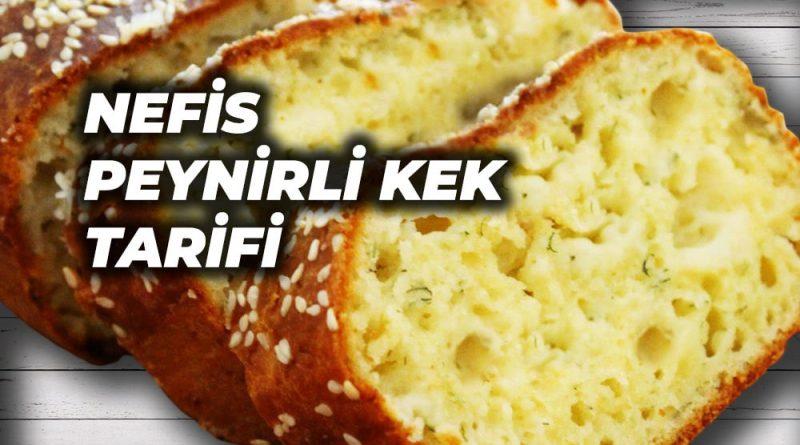 nefis peynirli kek