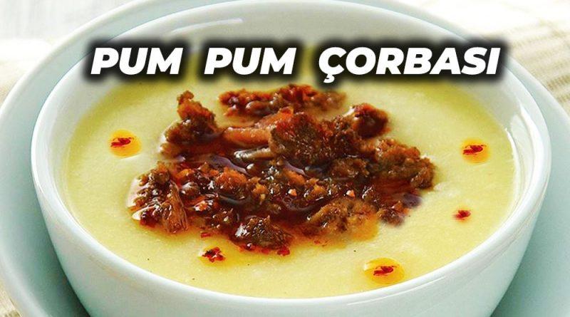 pum pum çorbası tarifi