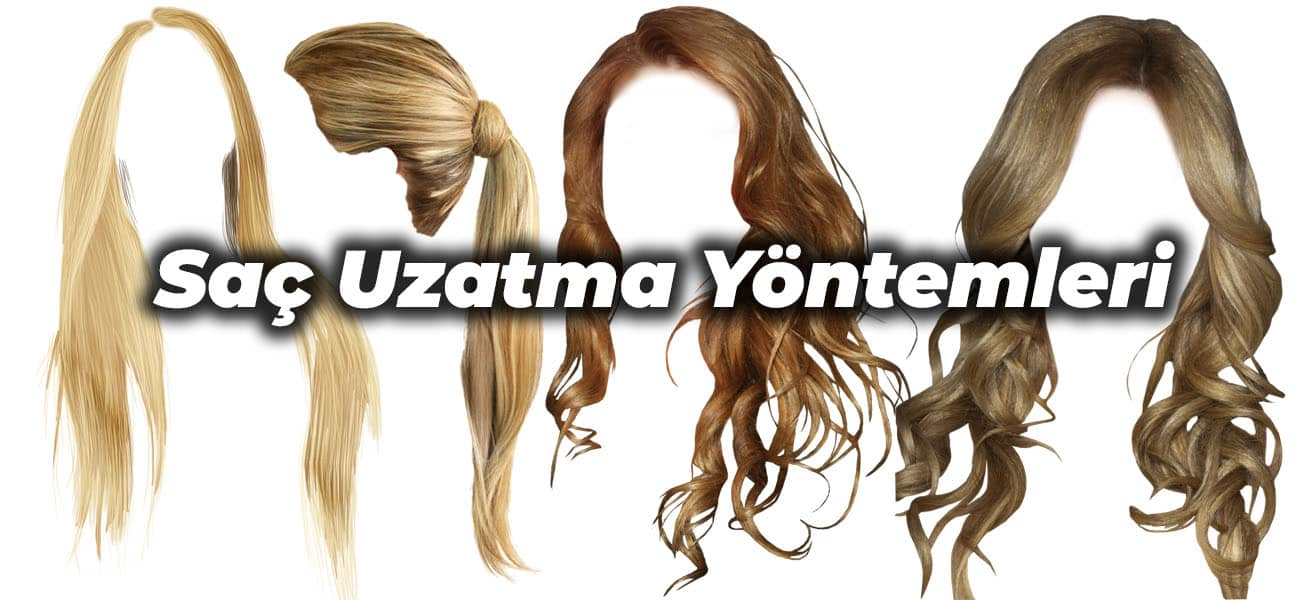 saç uzatma hair extensions